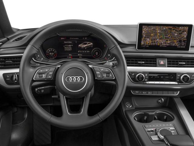Audi A5 Coupe 2018