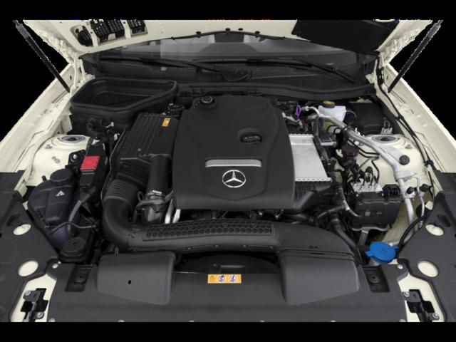 Mercedes-Benz SLC 2019