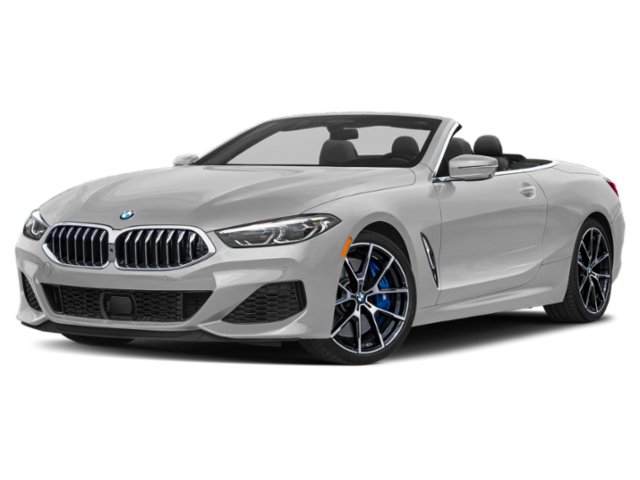 BMW 8 Series Convertible - Cabriolet 2020