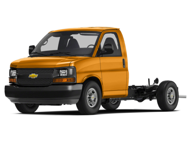 Chevrolet Express Commercial Cutaway 2020