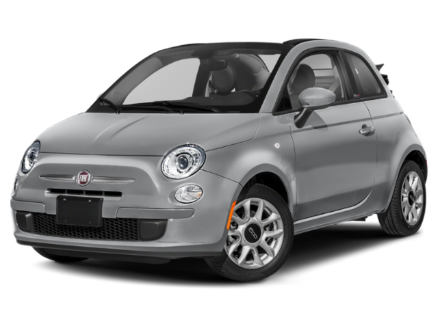 FIAT 500 Convertible - Cabriolet 2019