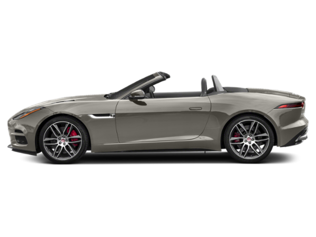Jaguar F-TYPE Convertible - Cabriolet 2020