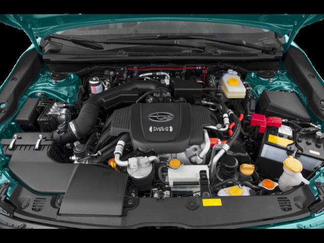 Subaru Crosstrek_Plug_in_Hybrid  2020