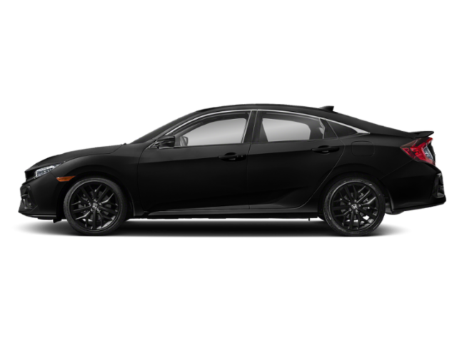 2020 Honda Civic_Si_Sedan