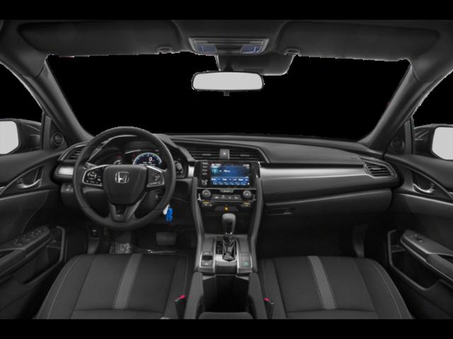 Honda Civic_Hatchback  2020